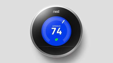 Nest Thermostat Construction and Working