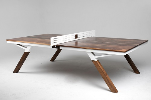 The Woolsey Ping Pong Table for Design Lovers